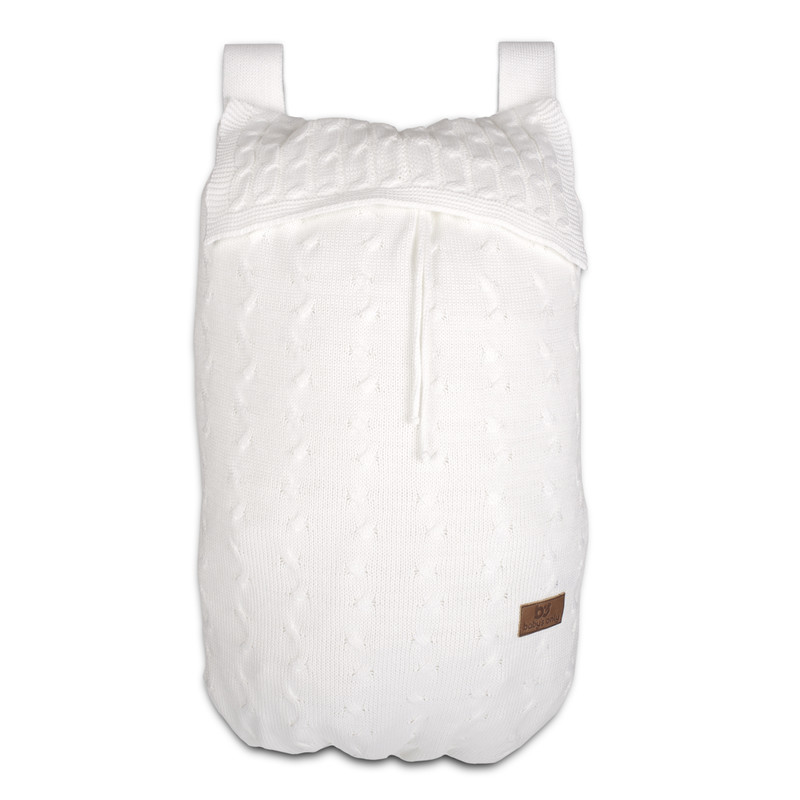 Baby´s Only Cable Uni Storage Bag - Taška na postýlku - White