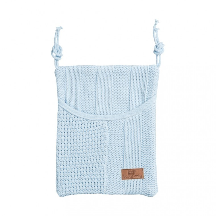 Baby´s Only Robust Decoration Bag - Taška na postýlku - Baby Blue