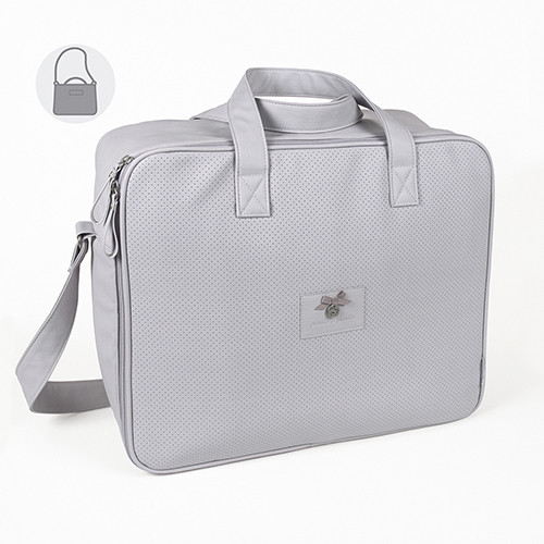 "pasito a pasito® It Baby Summer 2014 Maternity Bags ""Suitcase"" - Kufřík do porodnice - Grey Steam"