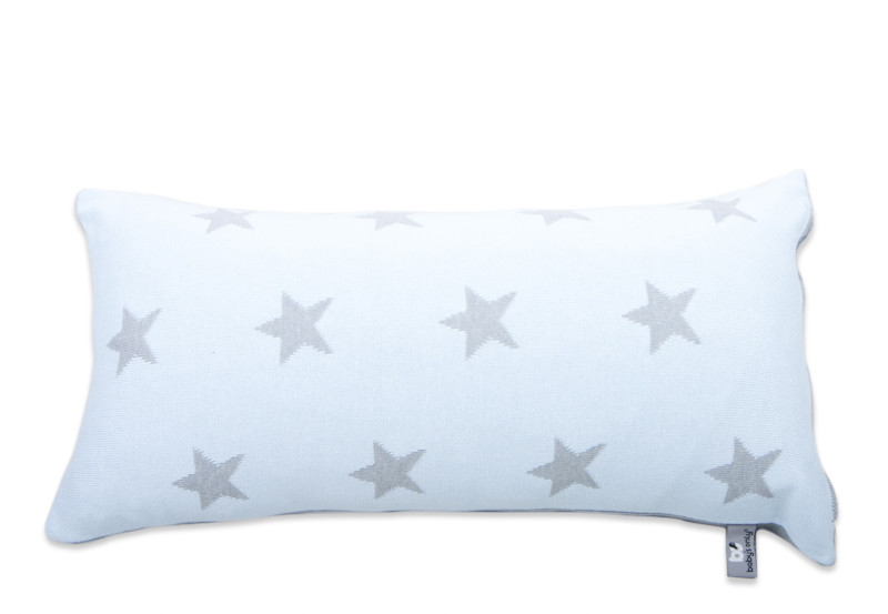 Baby´s Only Star Cushion - Polštářek - 10. Baby Blue/Grey 60x30