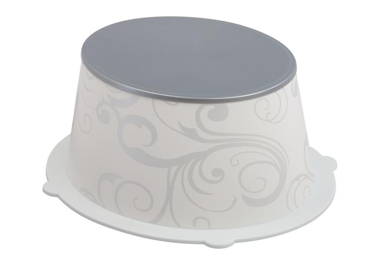 """Rotho® Style """"Step Stool"""" - Stupátko - 3. Vintage white"""