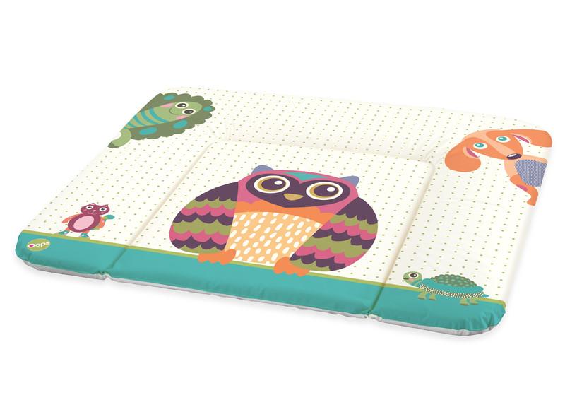 Rotho® Changing mat - Přebalovací podložka 72 x 85 cm - 05. Oops - Owl