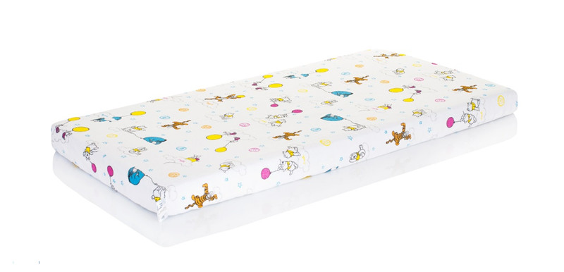 Disney Baby Bed sheet - Dětské prostěradlo 120/60 - Winnie The Pooh