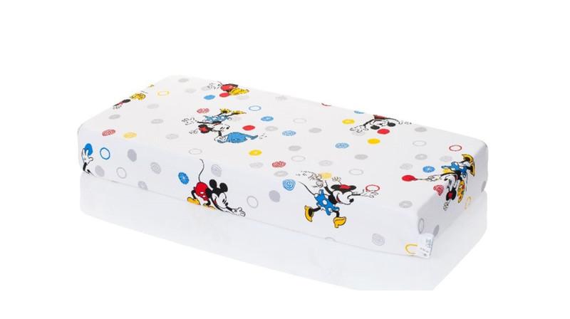 Disney Baby Bed sheet - Dětské prostěradlo 120/60 - Mickey&Minnie
