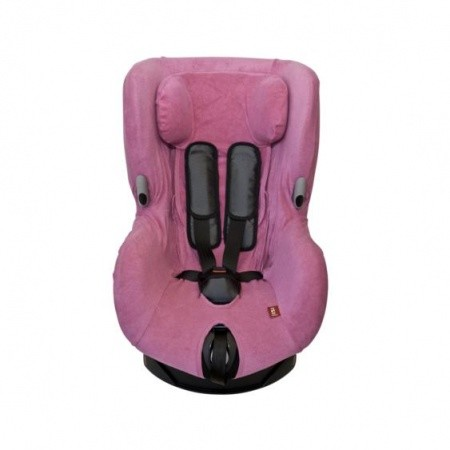 ISI Mini Car seat cover group 1 - Uni. potah pro autosedačky Maxi-Cosi - Fuchsia