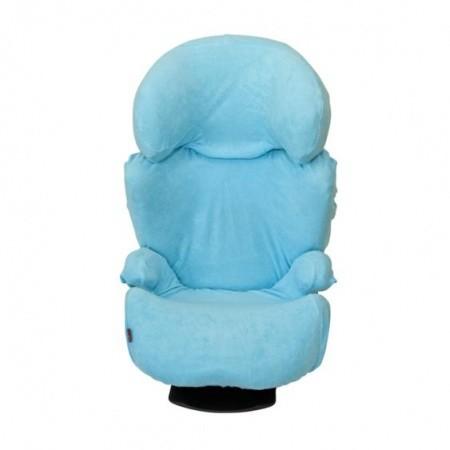 ISI Mini Car seat cover group 2/3 - Uni. potak pro autosedačky Maxi-Cosi a Römer - Aqua