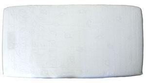 ISI Mini Cover sheets cotton - Bavlněné prostěradlo - Ecru 60 x 120 cm