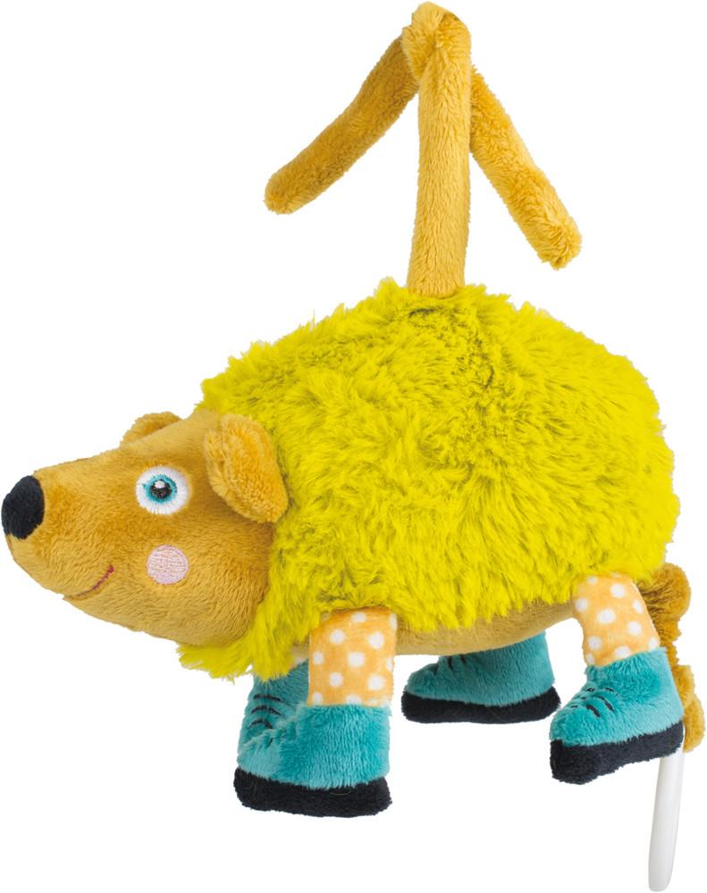 O-OOPS Happy Melody! - Zvířátko s melodií - Hedgehog - Ježek