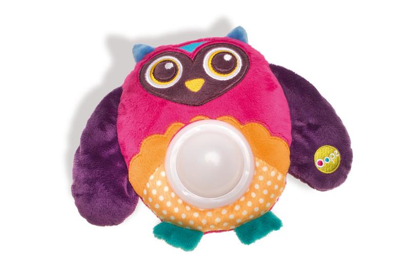 O-OOPS Happy Light! - Zvířátko se světlem - Owl - Sova