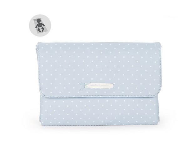 """pasito a pasito® Atelier Maternity Bags """"Changing Mat"""" - Přebalovací podložka - Blue"""