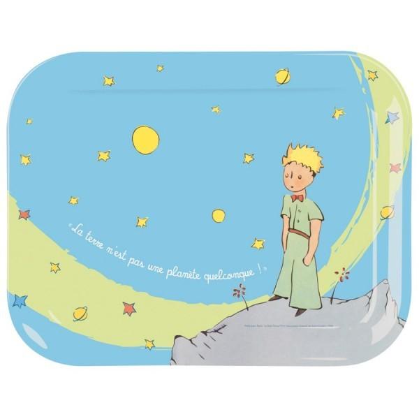 Petit Jour Paris Malý princ Serving tray - Servírovací tácek - Blue