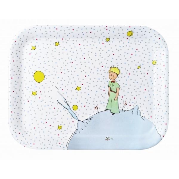 Petit Jour Paris Malý princ Serving tray - Servírovací tácek - White