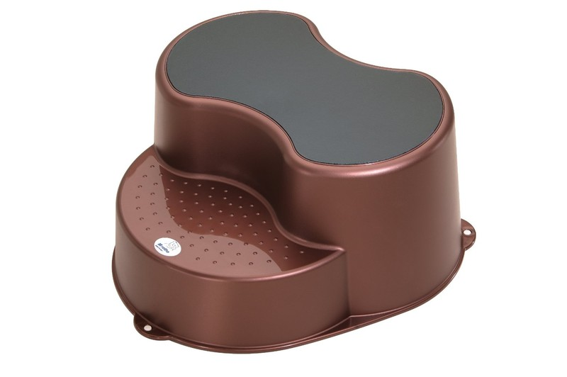 "Rotho® Top ""Step Stool"" - Stupátko - Hot chocolate - Čokoládová"