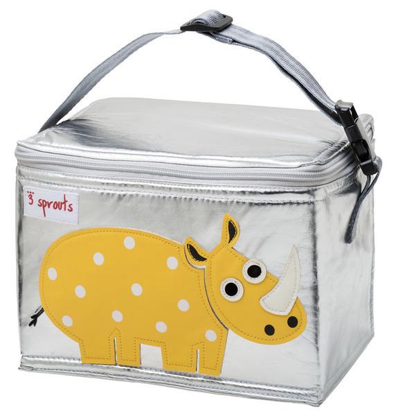 3 Sprouts Lunch Bag - Svačinový box - Rhino