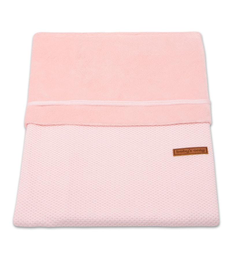 Baby´s Only Classic Duvet Cover - Dětská přikrývka do postýlky - 02. Pink 80 X 80
