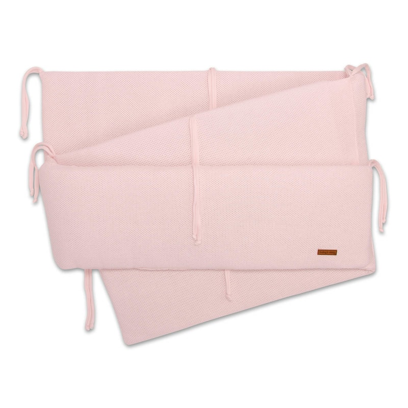 Baby´s Only Classic Playpen Bumper - Mantinel do ohrádky - Pink