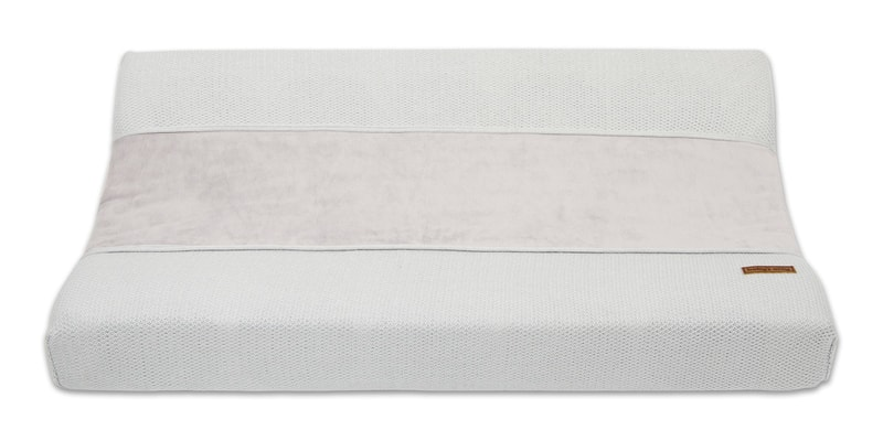 Baby´s Only Classic Changing Pad Cover - Povlak na přebalovací podložku 45/70 - Grey