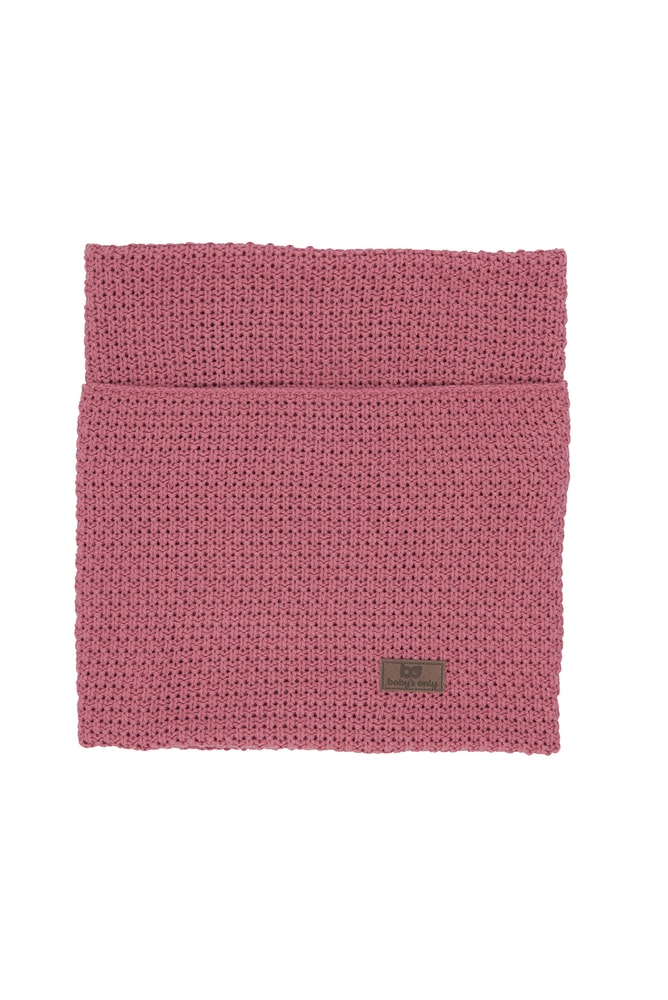 Baby´s Only Robust Pip Uni Blanket - Dětská deka - 18. Framboise 130x100