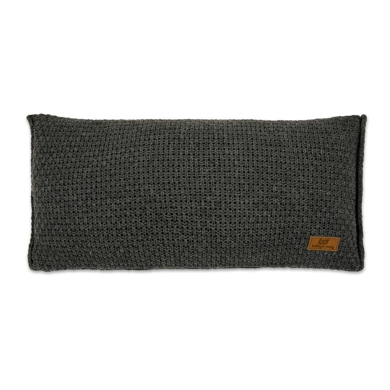 Baby´s Only Robust Cushion - Polštářek - 16. Anthracite 60x30
