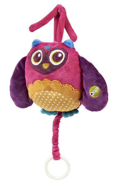 O-OOPS Happy Melody! - Zvířátko s melodií - Owl - Sova