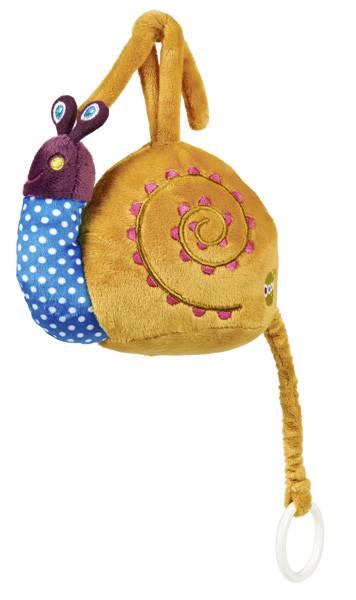 O-OOPS Happy Melody! - Zvířátko s melodií - Snail - Šnek