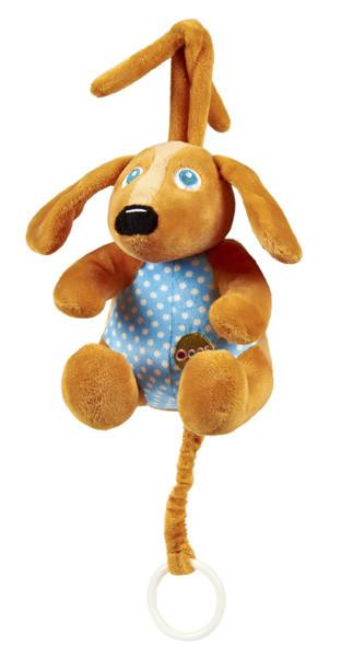 O-OOPS Happy Melody! - Zvířátko s melodií - Dog - Pes