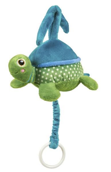 O-OOPS Happy Melody! - Zvířátko s melodií - Turtle - Želva
