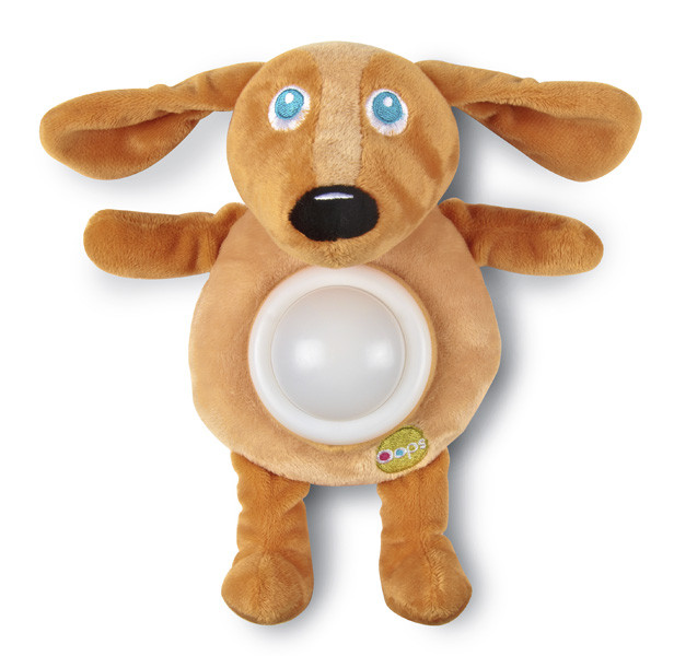 O-OOPS Happy Light! - Zvířátko se světlem - Dog - Pes