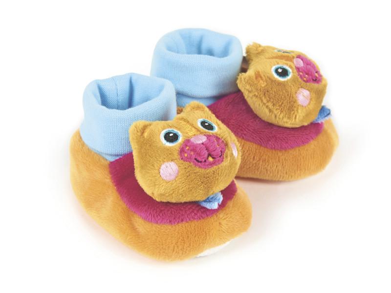 O-OOPS My Happy Feet! - Moje první botičky - Bear - Medvěd