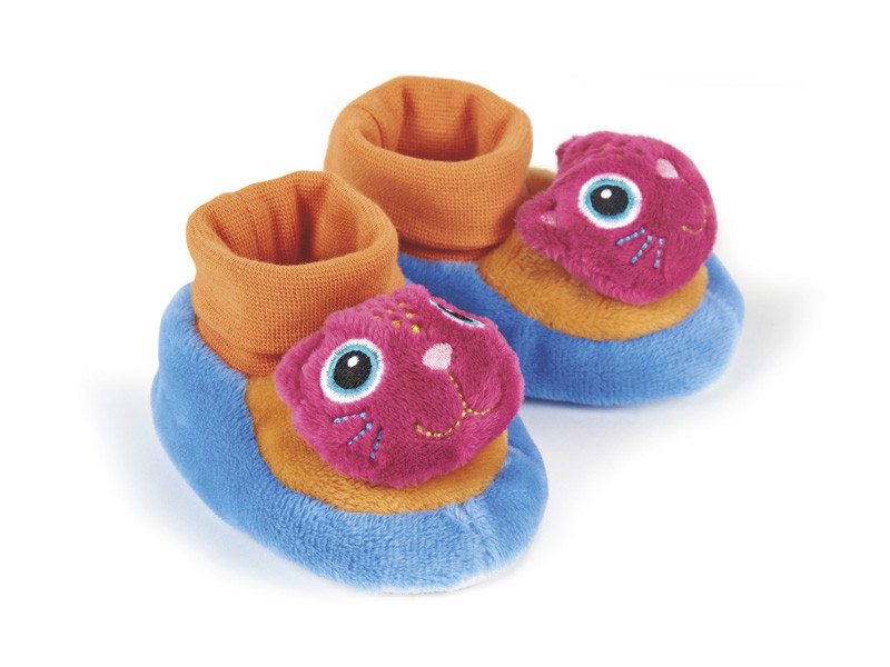 O-OOPS My Happy Feet! - Moje první botičky - Cat - Kočka