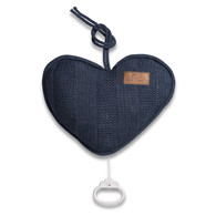 Baby´s Only Robust Musicbox Heart - Hudební srdce - Jeans