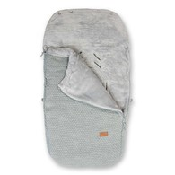 Baby´s Only Robust Pip Footmuff for Buggy - Fusak - Light Grey