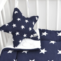 Baby´s Only Star Playpen Mat - Deka do ohrádky