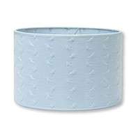 Baby´s Only Cable Uni Lampshade - Stínítko lampička 30 cm - Baby Blue