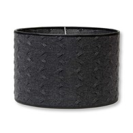 Baby´s Only Cable Uni Lampshade - Stínítko lampička 30 cm - Anthracite