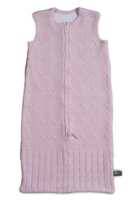Baby´s Only Cable Uni Sleeping Bag - Spací pytel 90 cm - Baby Pink