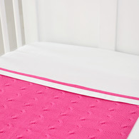 Baby´s Only Cable Uni Blanket - Deka 140 x 200 cm
