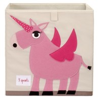 3 Sprouts Storage Box - Úložný box - Unicorn