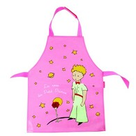 Petit Jour Paris Malý princ Waterproof PVC coated cotton apron - Zástěra na vaření