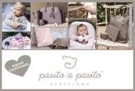 "pasito a pasito® It Baby Summer 2014 Maternity Bags ""Suitcase"" - Kufřík do porodnice"