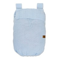 Baby´s Only Robust Storage Bag - Taška na postýlku - Baby Blue