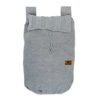 Baby´s Only Robust Storage Bag - Taška na postýlku - Light Grey