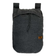 Baby´s Only Robust Storage Bag - Taška na postýlku - Anthracite