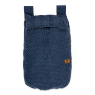 Baby´s Only Robust Storage Bag - Taška na postýlku - Jeans
