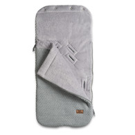 Baby´s Only Robust Pip Footmuff for Car Seat - Fusak do autosedačky 0+ - Light Grey