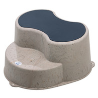 "Rotho® Natural Stone ""Step Stool"" - Stupátko - Marble Cappuccino - Mramor"