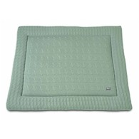 Baby´s Only Cable Uni Playpen Mat - Deka do ohrádky - 11. Mint 85x100