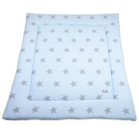 Baby´s Only Star Playpen Mat - Deka do ohrádky - Baby Blue / Grey