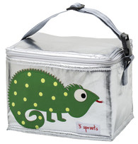 3 Sprouts Lunch Bag - Svačinový box - Iguana