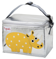3 Sprouts Lunch Bag - Svačinový box - Rhino